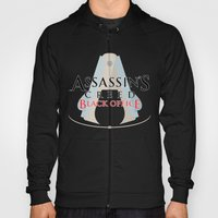 Assassin's Creed Black Office Hoody