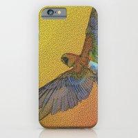 wildlife 1 iPhone 6 Slim Case