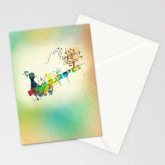 I Heart Life Stationery Cards