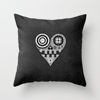 UL Throw Pillow
