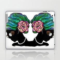 Goggley Girl Laptop & iPad Skin