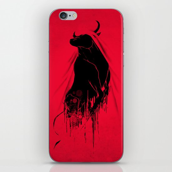 Revenge Of The Toro iPhone & iPod Skin
