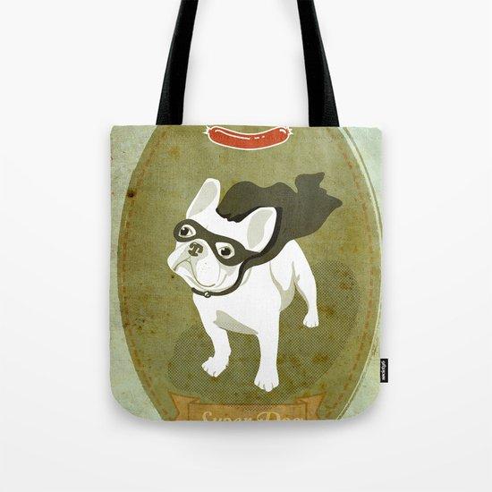 Super Dog Tote Bag