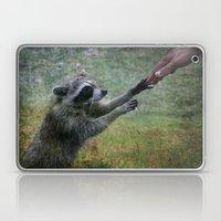 Reaching Out Laptop & iPad Skin