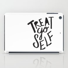 Treat Yo Self iPad Case