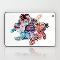Earth's Loveliness, Agate Collection Laptop & iPad Skin