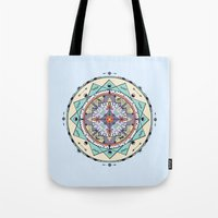 Time And Light Native Sh… Tote Bag