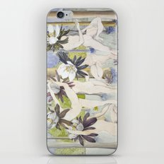 Dance of the Winter Aconite iPhone & iPod Skin