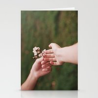 Our spring II Stationery Cards