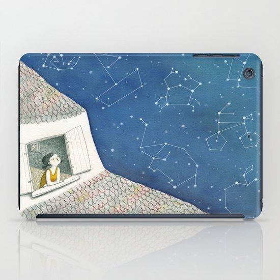 Dreamy night iPad Case