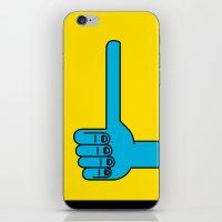 Thumbs Up iPhone & iPod Skin