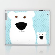 Winter - Polar Bear 2 Laptop & iPad Skin