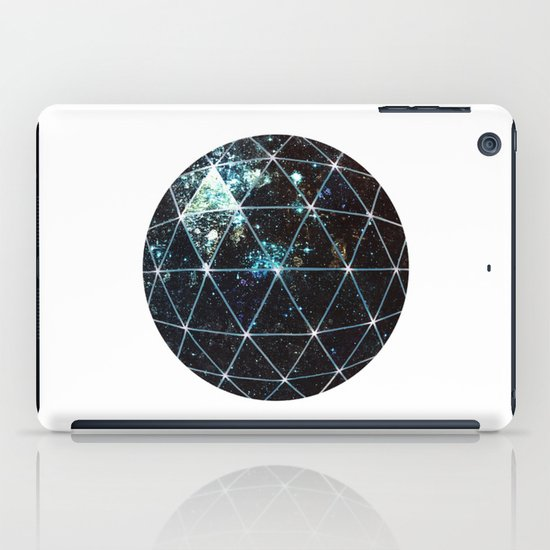 Galaxy Geodesic  iPad Case