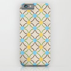 English Country Pattern. Slim Case iPhone 6s