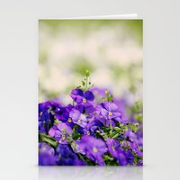 Mystical Meadow Stationery Cards