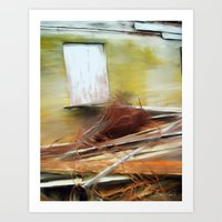 In Decay #2 Art Print