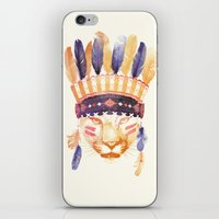 Big Chief iPhone & iPod Skin