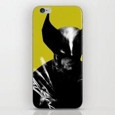 Logan the X-Man iPhone & iPod Skin