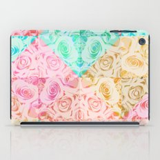 a rose is a rose iPad Case