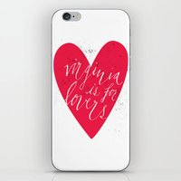 Virginia Is For Lovers iPhone & iPod Skin