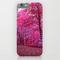 Purple Forest IV iPhone 6 Slim Case