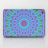 Psychedelic Mandala iPad Case