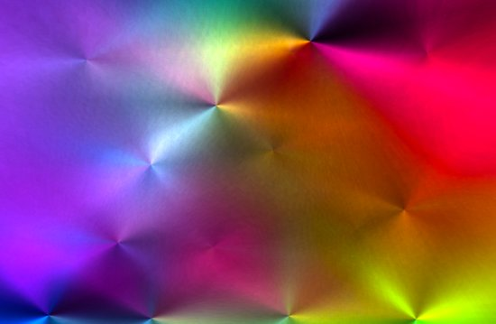 Prismatic Tones Art Print