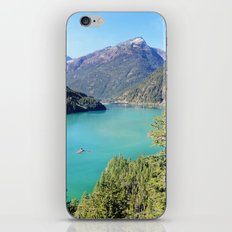 Diablo Lake iPhone & iPod Skin