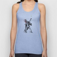 Chief of The Court Unisex Tank Top