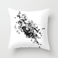 Maderas Neuronales Throw Pillow