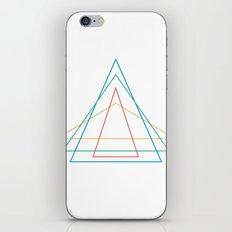 4 triangles iPhone & iPod Skin