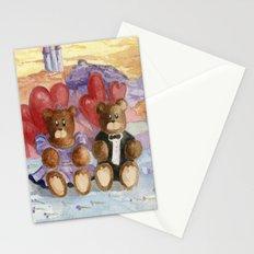Be My Valentine Stationery Cards
