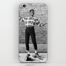 Did I Do That? (Steve Urkel dropping a Han dynasty urn) iPhone & iPod Skin