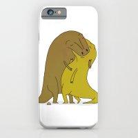 tyrannosaurus sex iPhone 6 Slim Case