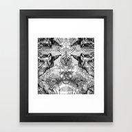 Framed Art Print featuring Aurum by DIVIDUS