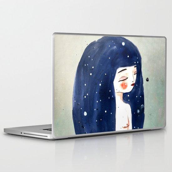 I am the Sky Laptop & iPad Skin
