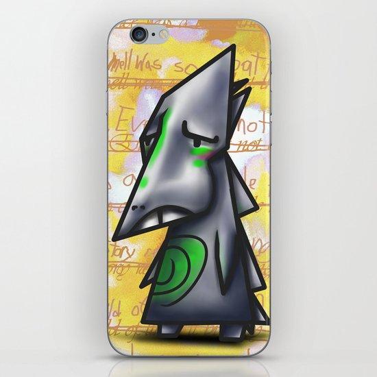 JibberDaJabber iPhone & iPod Skin