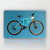 Mountain Bike Laptop & iPad Skin