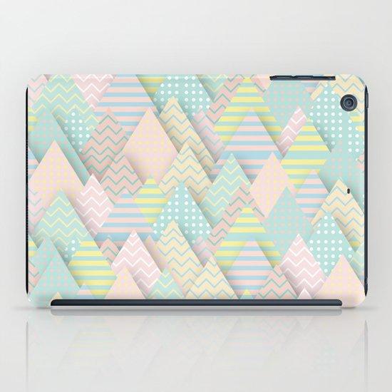 Forest Pastel iPad Case