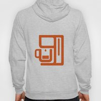 Coffee: The Machine Hoody