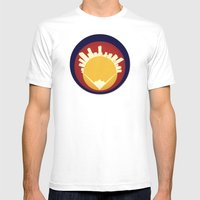Eolus / Denver / Colorad… Mens Fitted Tee White SMALL