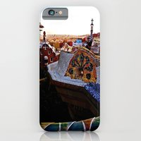 iPhone & iPod Case featuring Barca by JuliHami