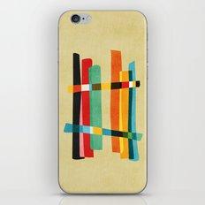 Broken Fences iPhone & iPod Skin