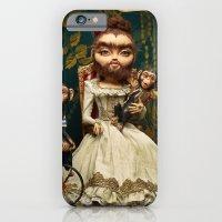 iPhone & iPod Case featuring Bearded Helena by KShaimanova