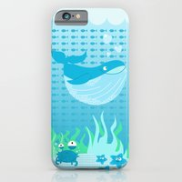 iPhone & iPod Case featuring under the sea by Alapapaju