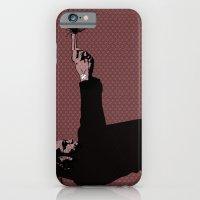 Kittappa Series - Red iPhone 6 Slim Case