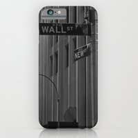 Wall Street iPhone 6 Slim Case