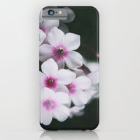 iPhone & iPod Case featuring Summertime Phlox by goguen