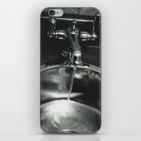 Funeral Sink iPhone & iPod Skin