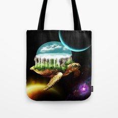 A'Tuin Tote Bag
